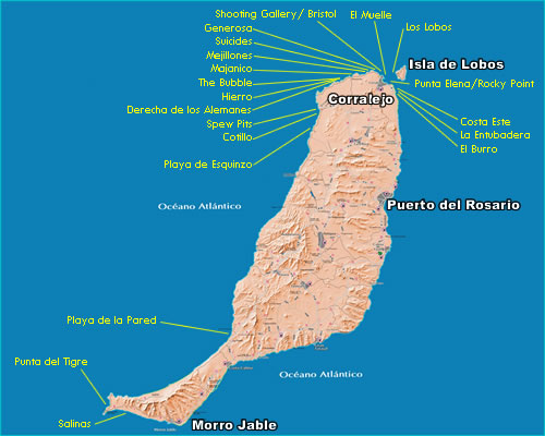 Fuerteventura-surf-map