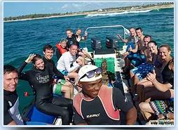 Серфинг Мозамбик день 7