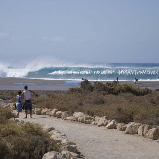10 лучших мест для сёрфинга на Канарских островах